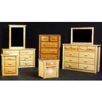 Northwoods Log Dressers