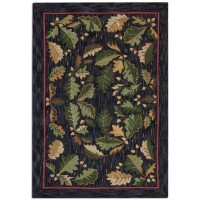 Oak Leaves Rugs
