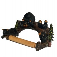 Bears on the Tree Toilet Paper Holder