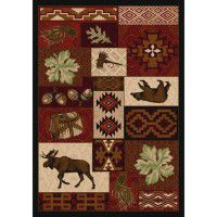 Bear Creek Lodge Rug Collection