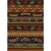 Wilderness Trek Area Rugs