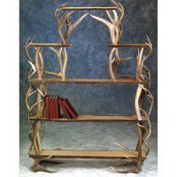 Antler Book Shelf