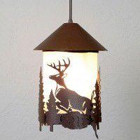 Vista Deer Pendant Light
