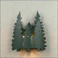Pine Grove Sconce