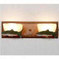 Logen Trout Vanity Lights