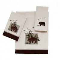 Bear Patch Towlels