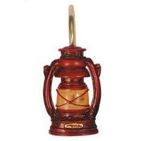 Camping Trip Lantern Shower Curtain Hooks -DISCONTINUED