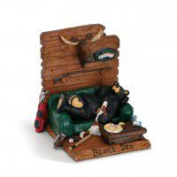 A Bear's Den Figurine