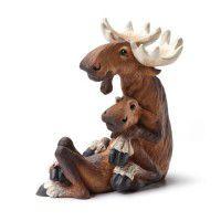Moose Mates Figurine