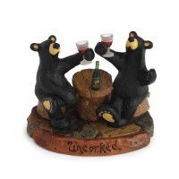 Uncorked Figurine
