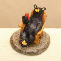 5 O Clock Somewhere Bear Figurine