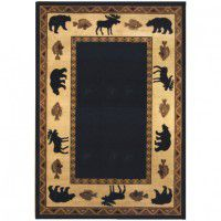 Cabin Retreat Area Rug - Evening -DISCONTINUED