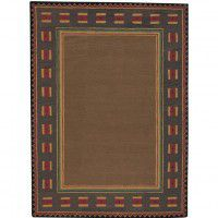 Riverwood Area Rug - Lt Brown -DISCONTINUED