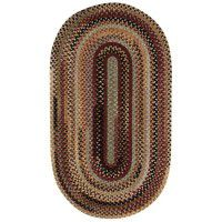 Cambridge Braided Rugs-Wineberry -DISCONTINUED