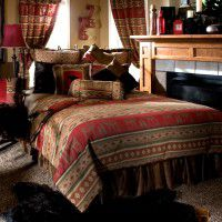 Adirondack Bear & Moose Comforter Sets