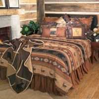 Autumn Trails Comforter Sets