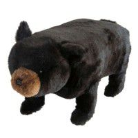 Big Ben Bear Storage Footstool