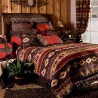 Cimarron Western Comforter Sets