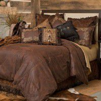 Gold Rush Comforter Sets