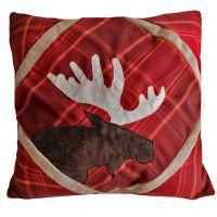 Big Moose Pillow