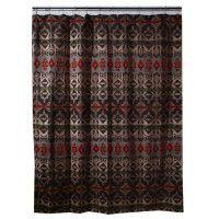Montana Plains Shower Curtain