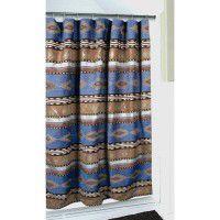 High Sierra Shower Curtain