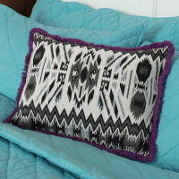Cassidy Jacquard Pillow-CLEARANCE