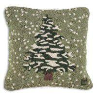 Flurries Wool Pillow