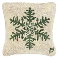 Forest Flake Pillow