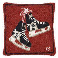 Hockey Skates Pillow