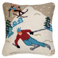 Perfect Day Wool Pillow