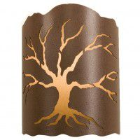 Living Tree Sconce