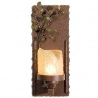 Aspen Wall Lamp - Candle Shade