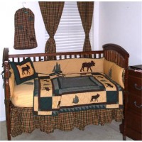 Cedar Trail Crib Set 6 Pieces