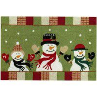 Snowplace Like Home Rug-CLEARANCE