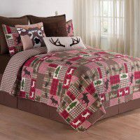 Happy Camper Quilt Sets