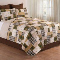 Kingsley Patch Quilt Set