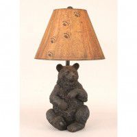Sitting Bear Table Lamp