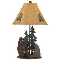 Bear Fun Table Lamp