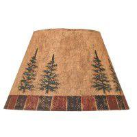 Northern Pine Lamp Shades
