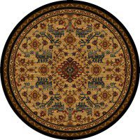 Kindred Spirit Round Rug
