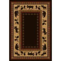 Wilderness Lodge Area Rugs