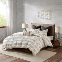 Cotton Jacquard Comforter Set- 3