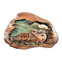 """Bass Wood Carving 24"""" X 16"""""""