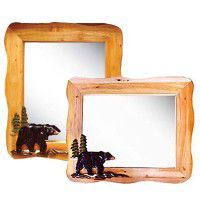 Walking Bear Mirrors