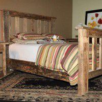 Prairie Wind Barnwood Beds