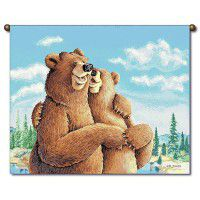 Bear Hugs Wall Hanging -Discontinued