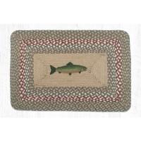 Fish Jute Rug 20 x 30
