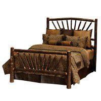 Sunburst Hickory Beds