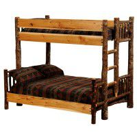 Hickory Bunk Beds
